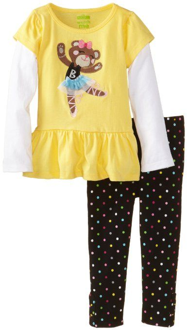 Dancing Monkey Dress and Pant