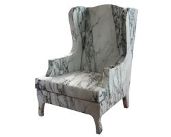 maurizio galante: soft marble armchair