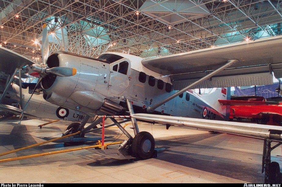 De Havilland Canada CC123 Otter (DHC3) Canada Air