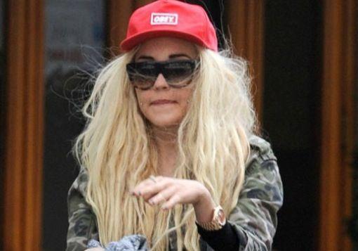 Amanda bynes fake hairy pics 21