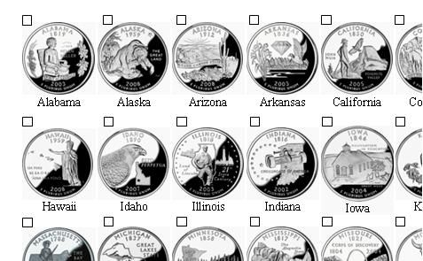 Amazing image with regard to printable coin checklist