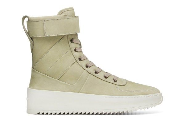Fear of God s Military Sneaker Gets the