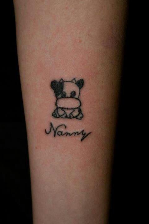 d2f51da0ce8e9 Cow tattoo Cow Tattoo, Cute Cows, Black Tattoos, Print Tattoos, Tatting,