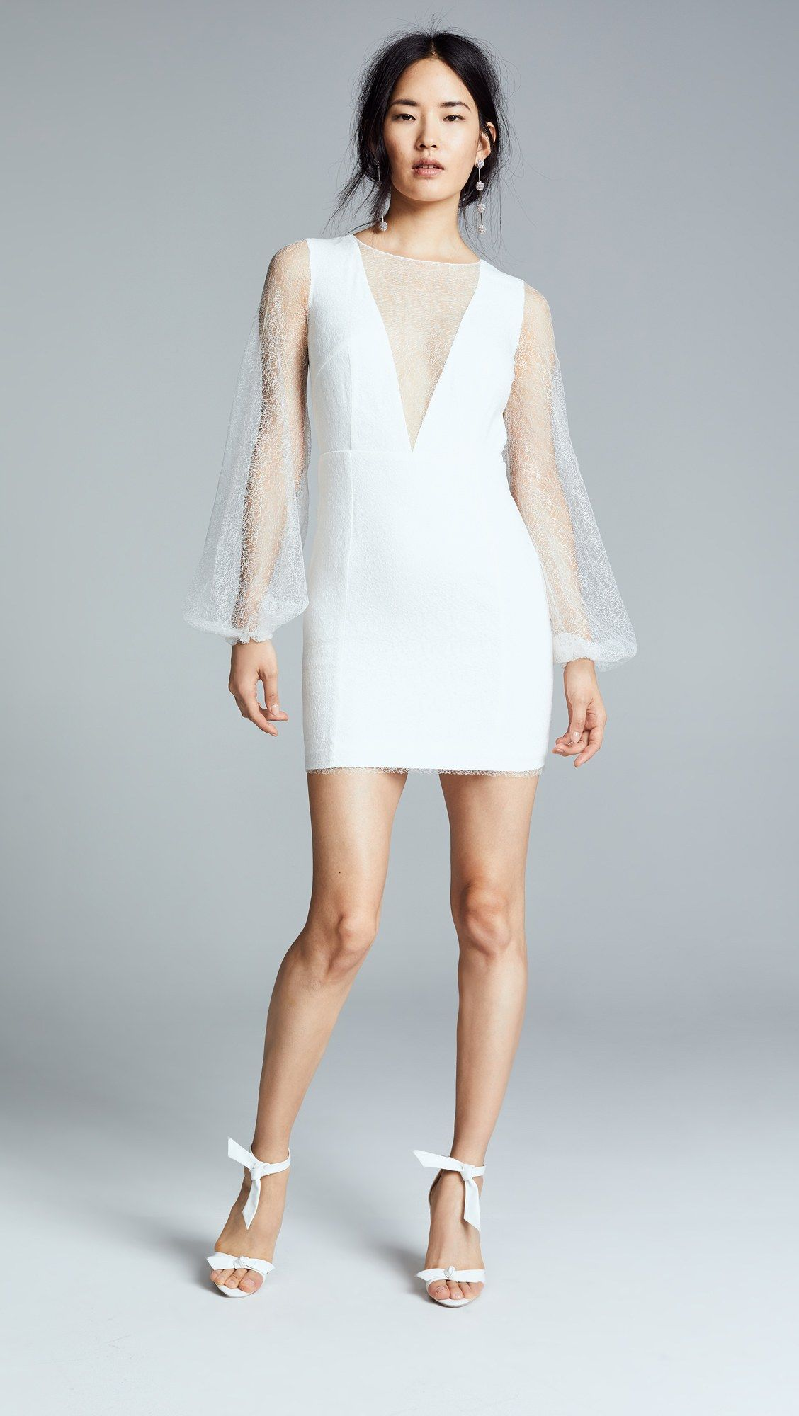 1f93bf897d4 Rime Arodaky Del Ray Dress with Balloon Sleeves SHOP NOW  Shopbop