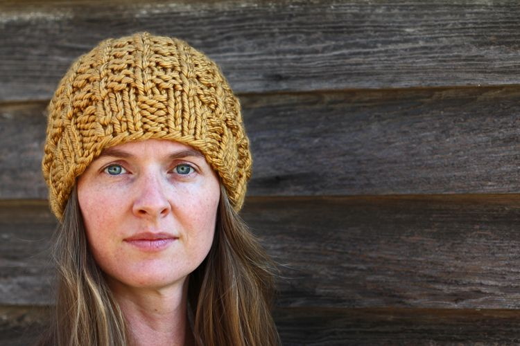 Unity Slouchy Hat Knitting Pattern Knitting Pinterest