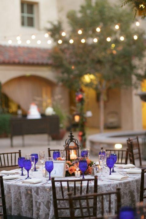 A Cobalt Blue Spanish Inspired Wedding_0036