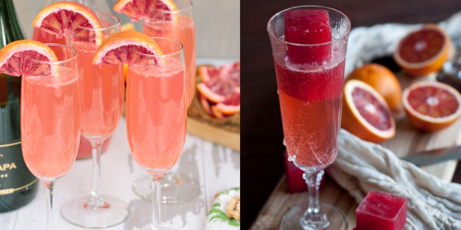 13 Next Level Mimosas To Try This Weekend Yummy Drinks Mommy Juice Mimosa Recipe