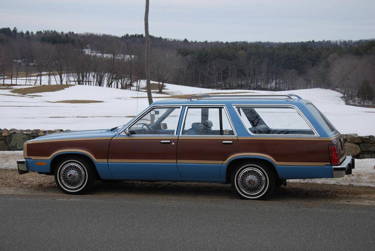 Ford Fairmont For Sale >> 1978 Ford Fairmont Squire Wagon Hemmings Motor News