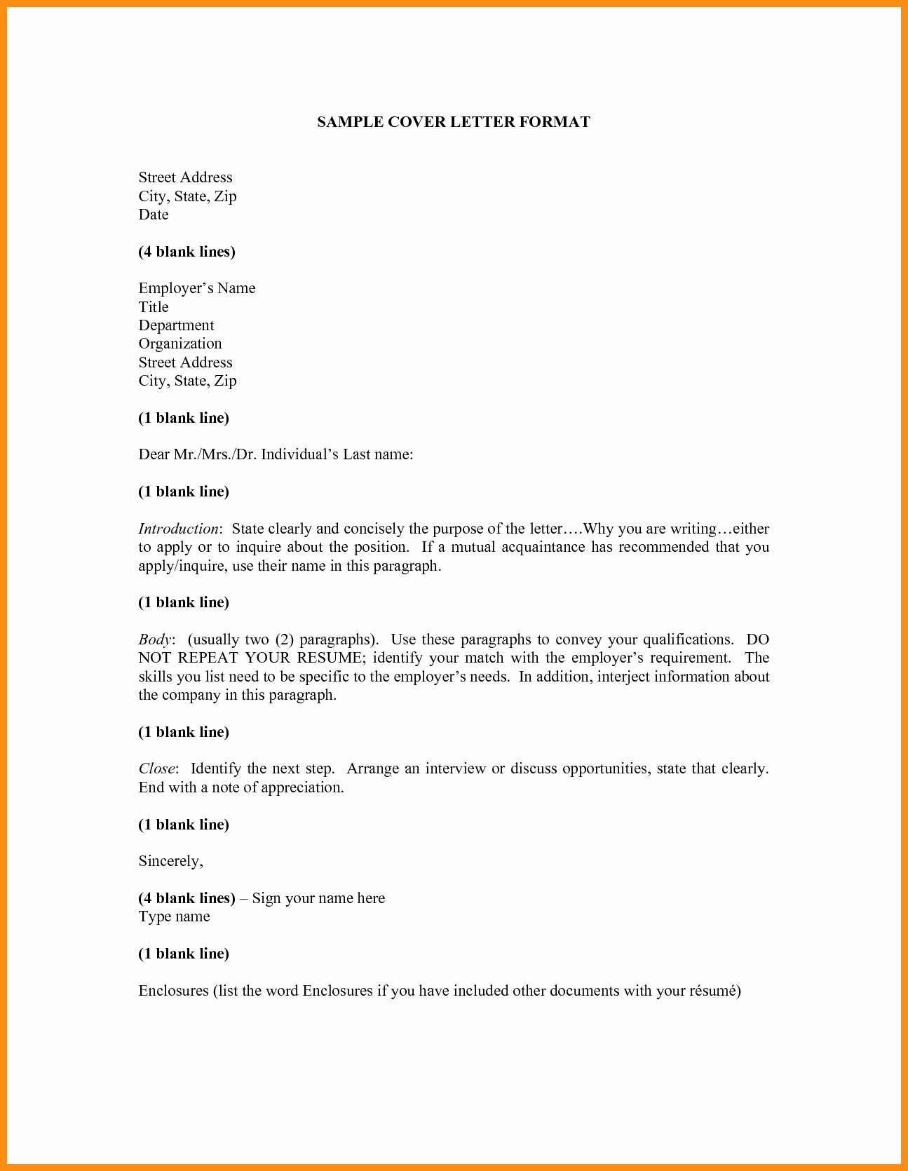 Do You Sign Your Cover Letter 25 How To Close A Examples For Job