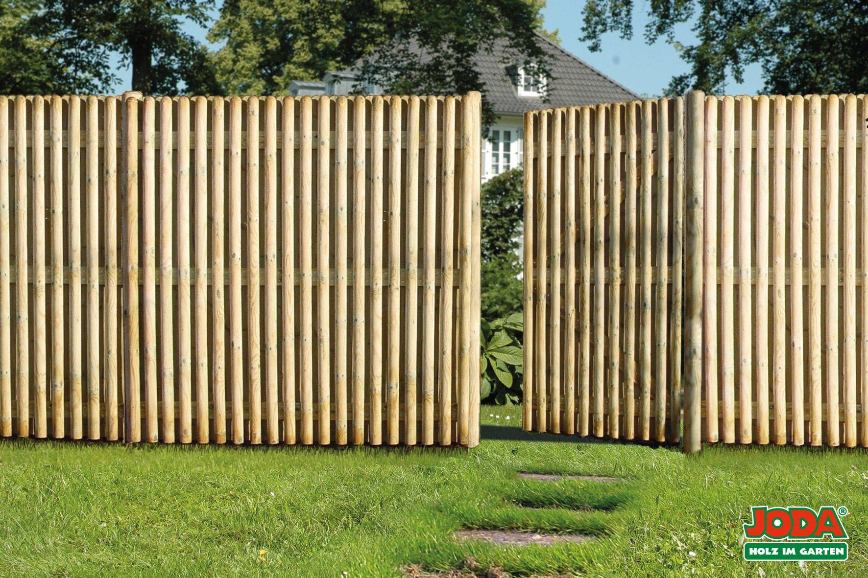 Sichtschutz Zaun Muhlenhof Kraftige Abgrenzung Aus Bestandigem