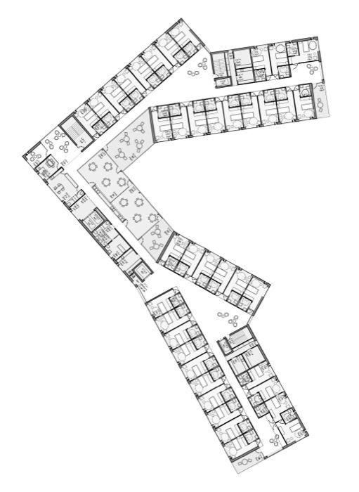 Pin de eva corral en cdg for Arquitectura geriatrica
