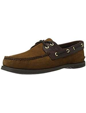 Sperry Men's A/O 2-Eye Leather Boat Shoe