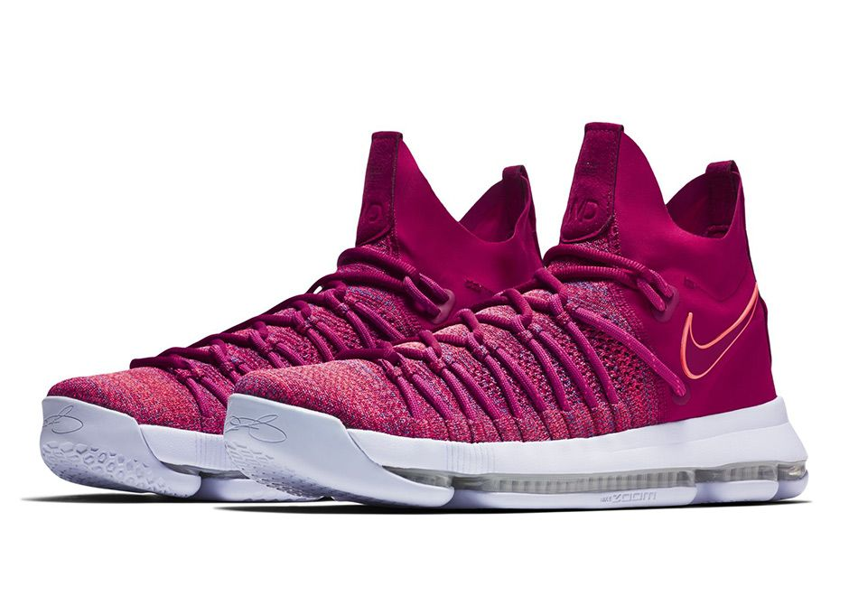 "0d3a42c14951  sneakers  news Nike KD 9 Elite ""Racer Pink"" Set For Mid-May Release"