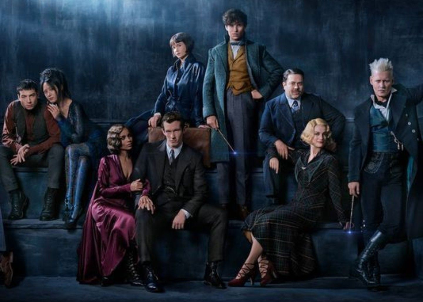 Fantastic Beasts The Crimes Of Grindelwald 11 16 2018