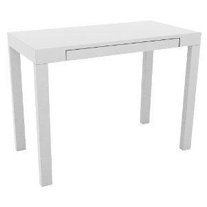 50 Parsons Desk I Ll Take It But In Black Or White Hmmm