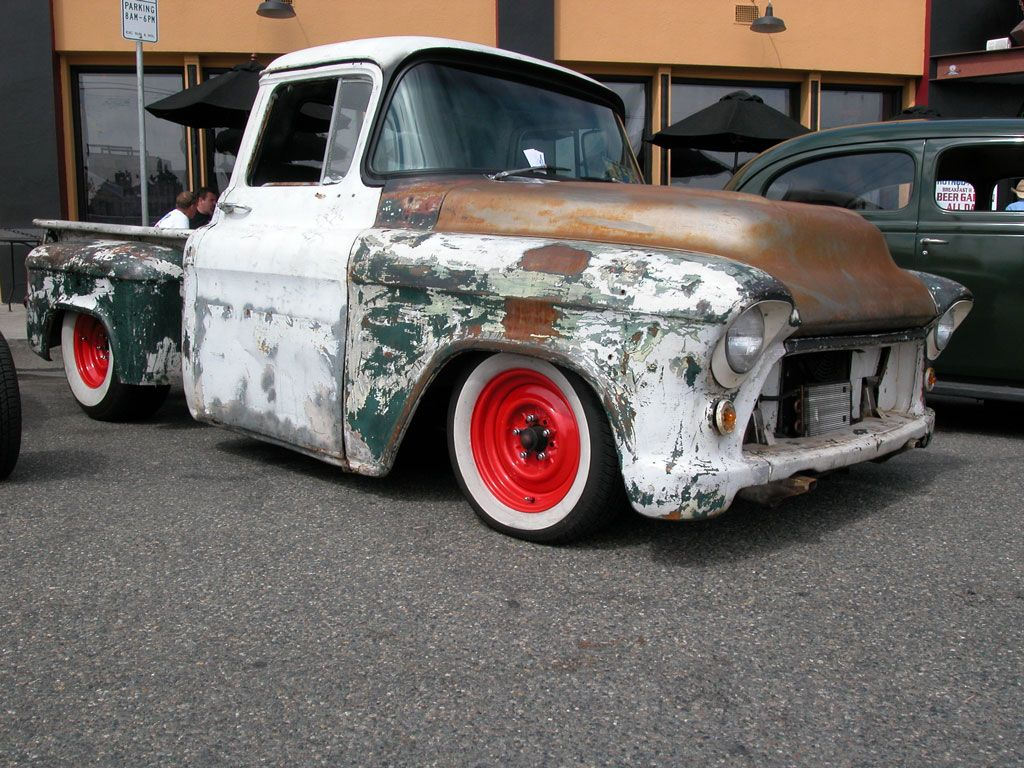 chevy+rat+truck+rims | AutoTraderClassics.com - Article Low Buck ...