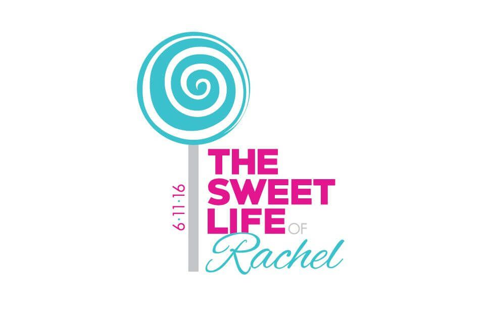 Candy Themed Logo - DOWNLOADCandy Themed Logo with Whirly Pop