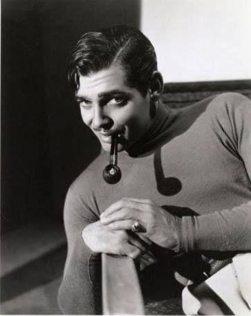 Clark Gable. ¡Picarón!