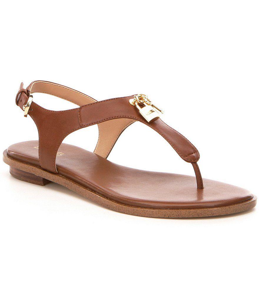 a6a263fb4e02 MICHAEL Michael Kors Suki Thong Sandals