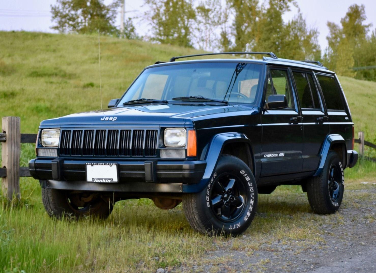 1996 Jeep Cherokee 4x4 Jeep cherokee, Jeep cherokee 4x4