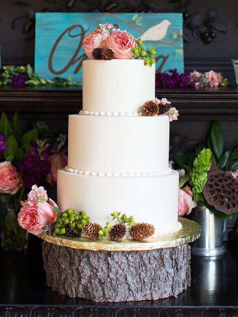 17 Gorgeous Fall Wedding Cakes   Pinterest   Autumn weddings ...