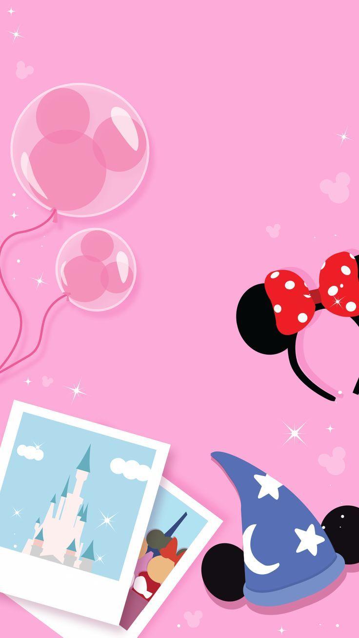 Iphone Wand Tjn Beautiful Disney Handy Hintergrundbild Rosa Hintergrundbild Iphone Disney Tapete