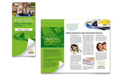 Urban Landscaping - Tri Fold Brochure Brochure Ideas -trifold - free brochure templates word