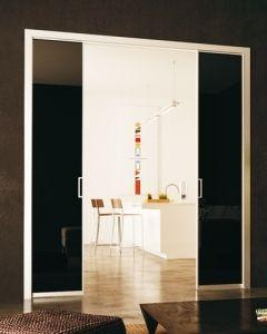 Portes Verre & Aluminium - Eclisse, portes coulissantes et ...