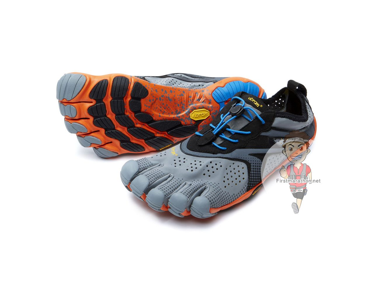 490955d138 Vibram Five Fingers: V-Run รองเท้านักวิ่ง Minimal | Running Stuffs ...