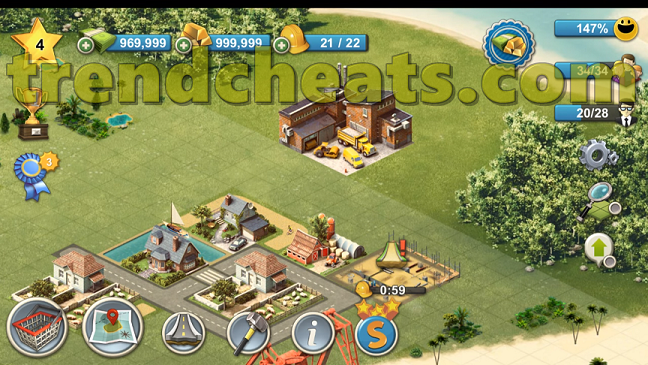 City Island 4 Sim Town Tycoon Hack Tool iOS Android