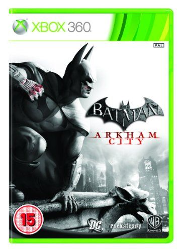 Batman Arkham City Xbox 360 Unknown Format Xbox 360 Game