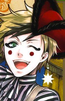 Black butler book of circus soul anime