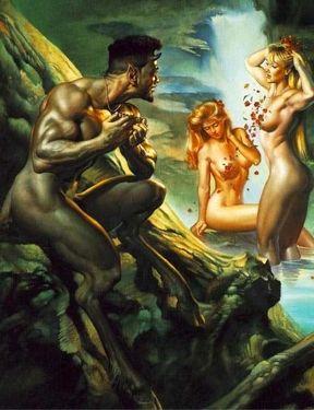 Sex with fantasy creatures pics, katrina bikini girl darrell nude