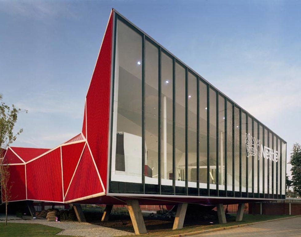 Rojkind Arquitectos — Nestle Chocolate Museum | Architecture