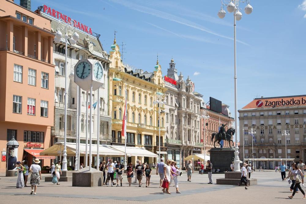 Que Faire A Zagreb La Capitale De La Croatie Croatie Zagreb Capitale
