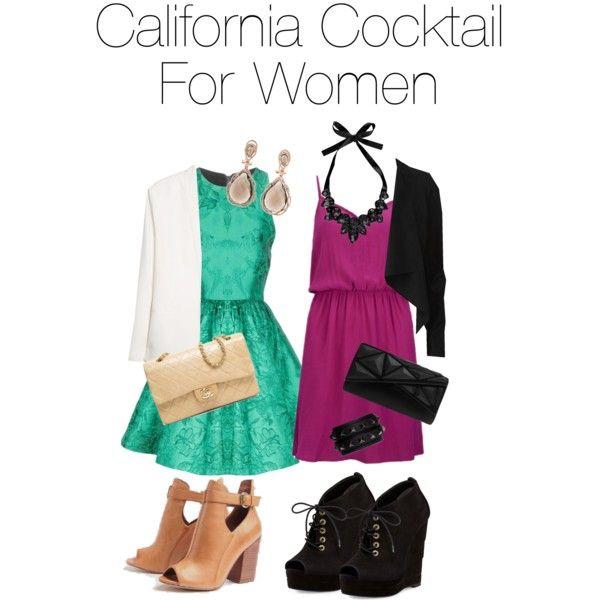 California Cocktail Dresses