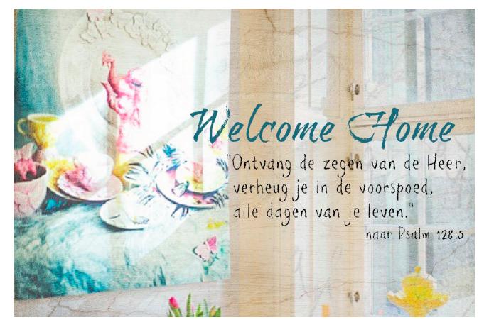 Belijdenis - Welkom thuis - Nieuw huis