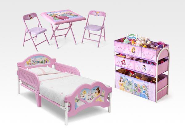 OFERTA ESPECIAL - Habitación infantil Princesas. 99451PS | Tiendas ...