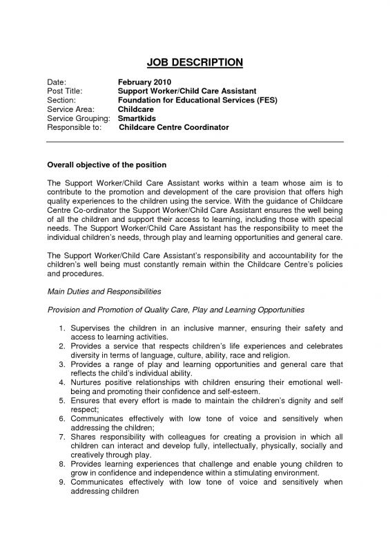 resume cover letter for child care director Is your resume as powerful as it should be use this day care center director resume resume template to highlight your key skills, accomplishments, and work experiences.