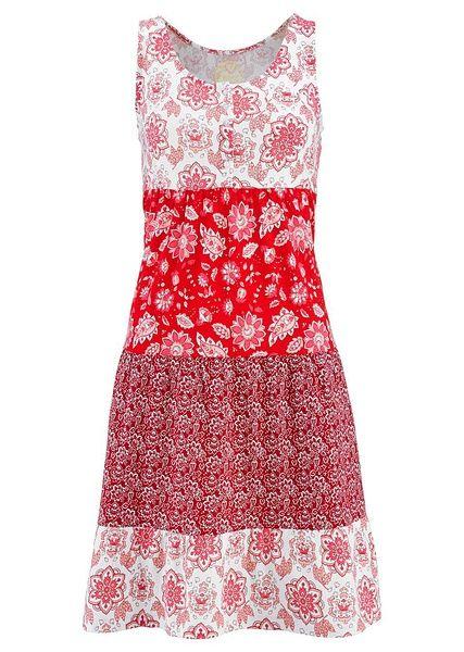 Úpletové šaty Ideálne na pláž • 17.99 € • Bon prix