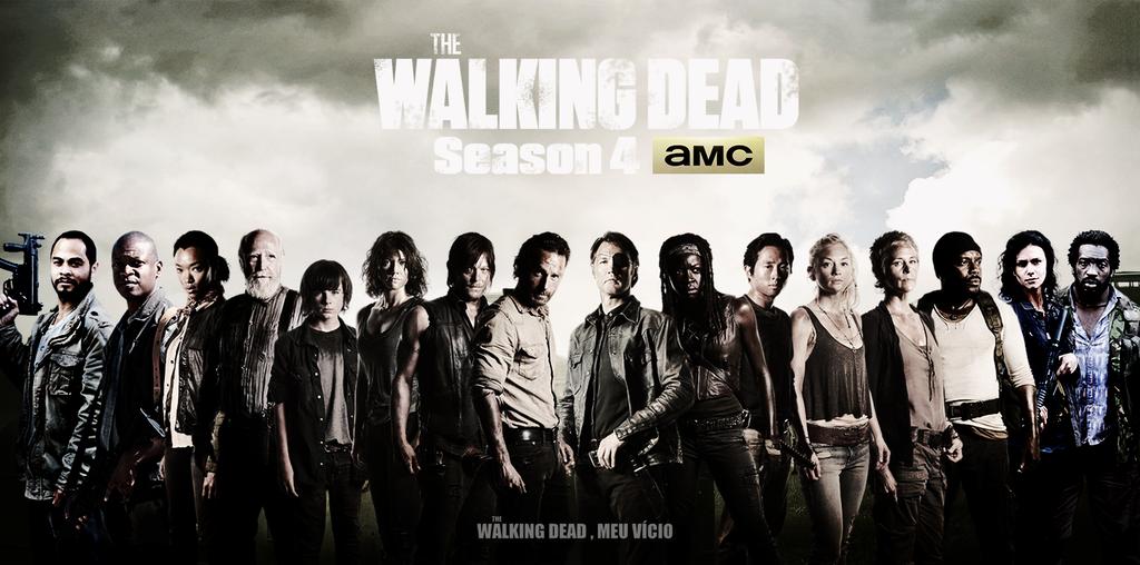 Walking dead season 3 wallpaper the walking dead season 4 the walking dead season 4 wallpaper voltagebd Choice Image