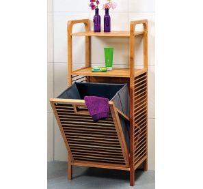 meuble de rangement avec etageres et