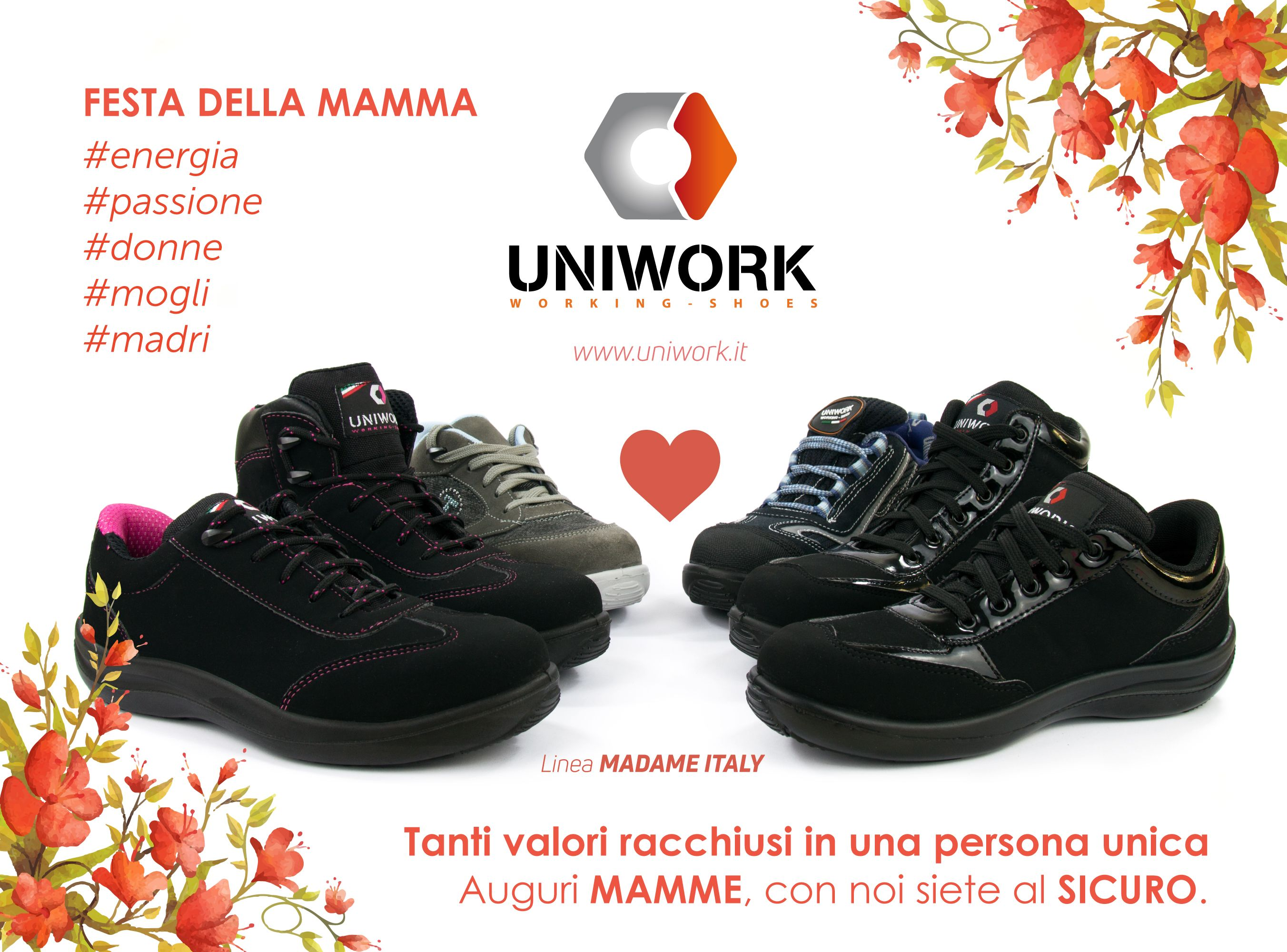 Uniwork Working Shoes Uniwork Profilo Pinterest