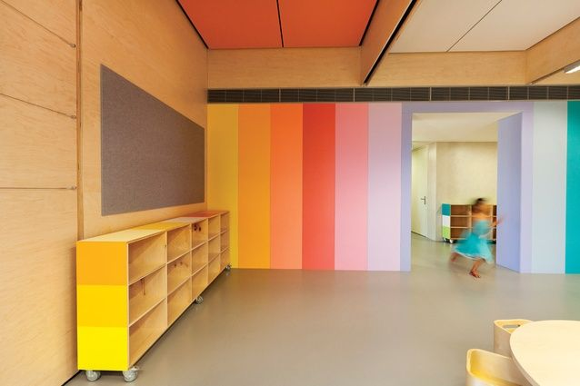 John Septimus Roe Anglican Community School JSRACS Kindergarten Beechboro Campus By Brooking Design Architects