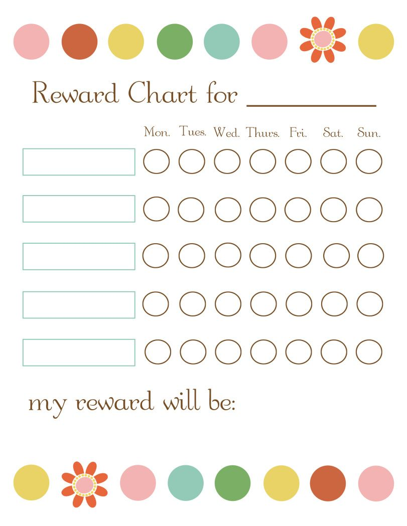 Blank Reward Chart Creating Structure Activities Essentials Parenting, Printable  Reward Chart For Teachers Kiddo Shelter Printable, Printable Reward Charts  ...  Free Printable Reward Charts For Teachers
