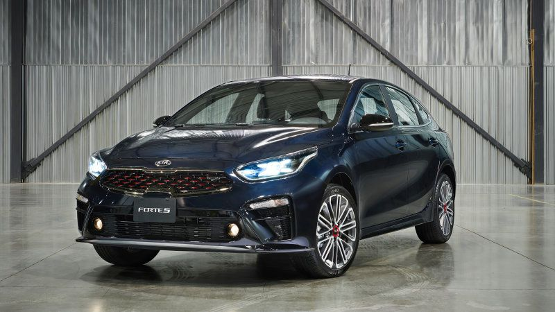 Kia Forte5 Hot Hatchback May Return To U S Market As 2020 Model