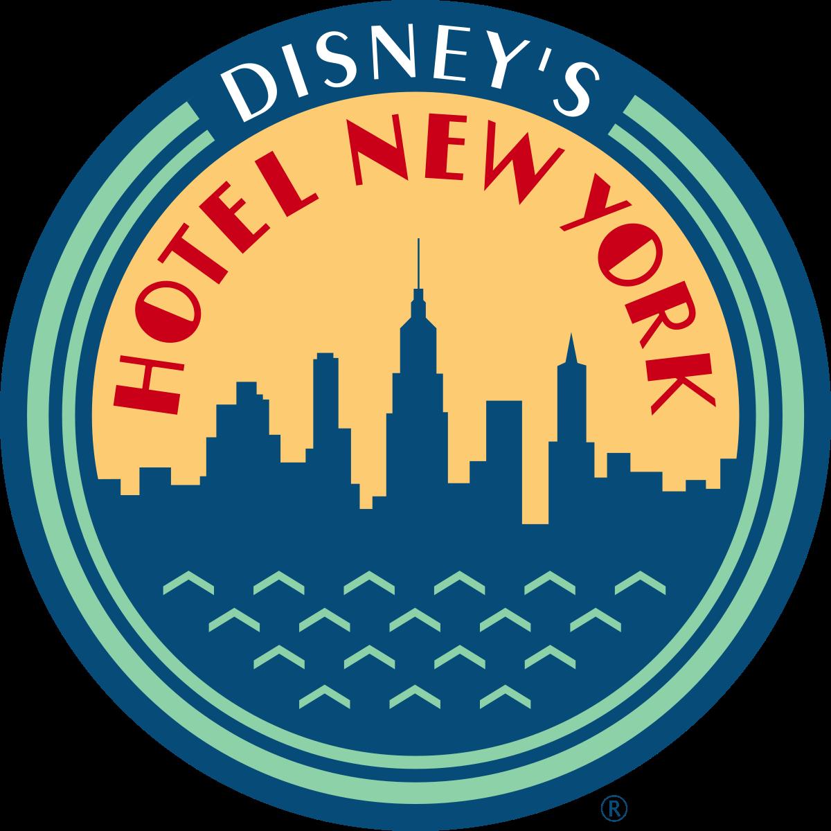 Disney S Hotel New York Wikipedia Disney Hotels Disneyland Paris Hotel Logo