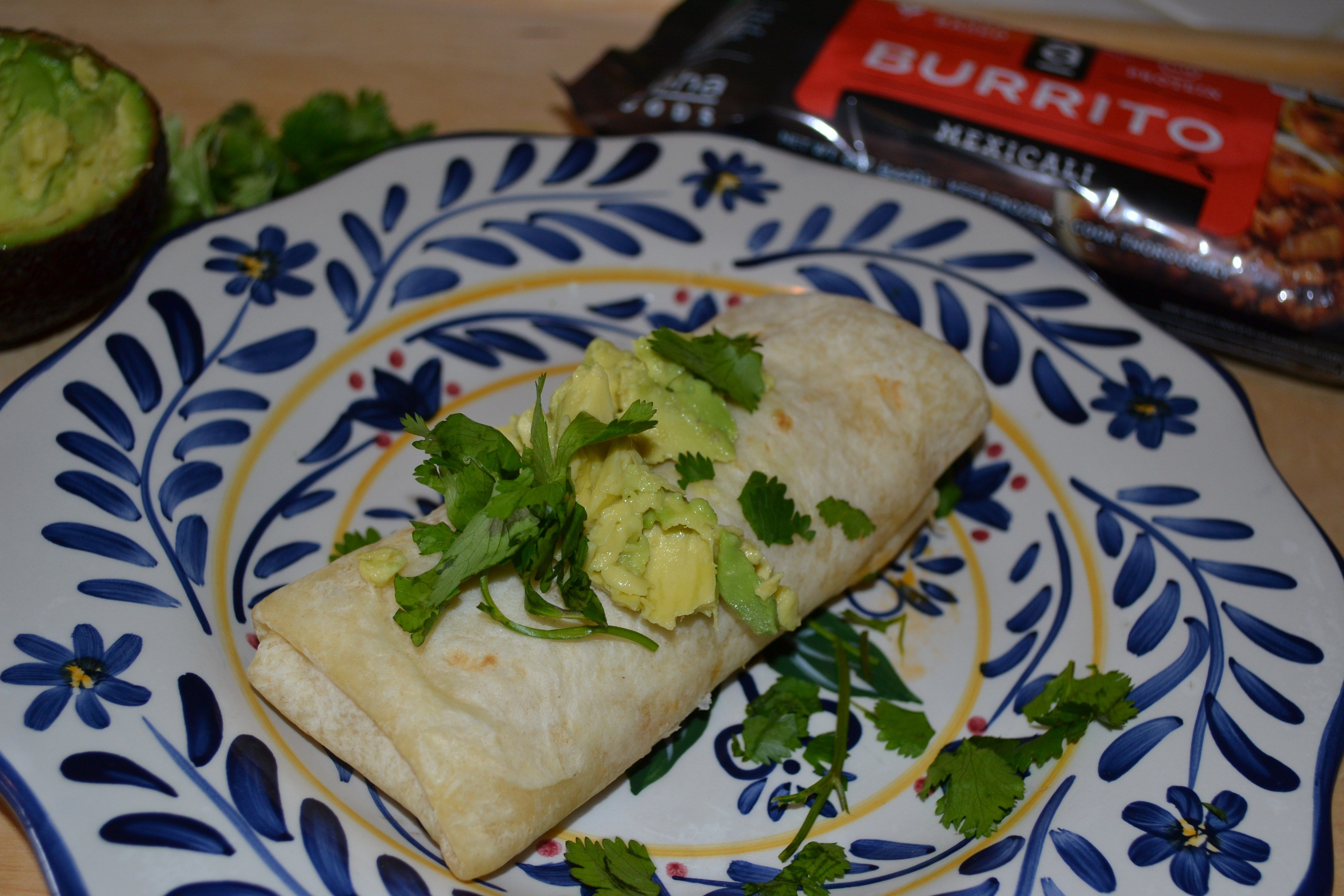 Go meatless with Alpha Burritos! & enter to win a giftcard