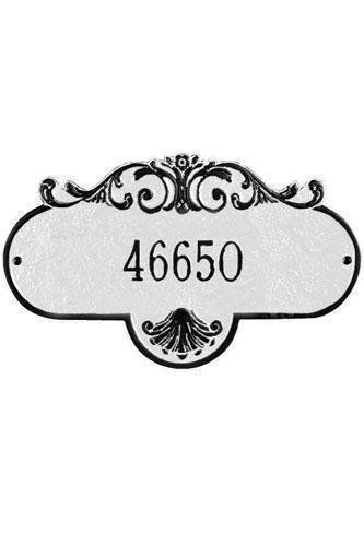 Aspire Customized Home Address Sign House Hotel Office Number Sign Personalized Oval Address Plaque Sign-oval-5.9 L x 11.8 W