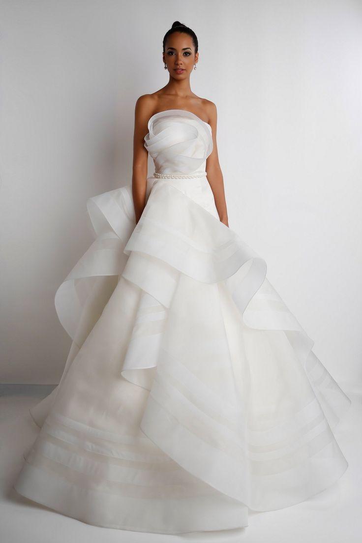 25 robes pour un mariage de princesse repérées sur Pinterest (Photos ...